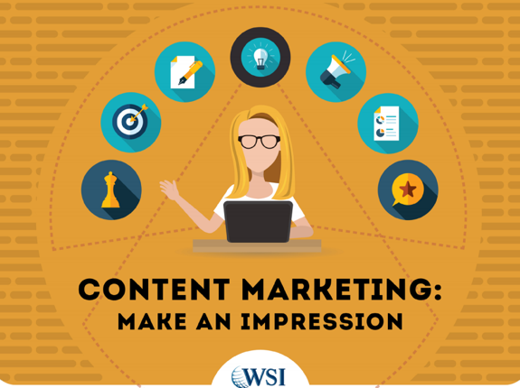 Content Marketing: Leave An Impression