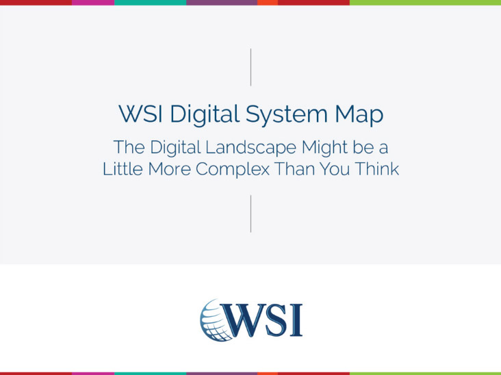 The WSI Digital System Map